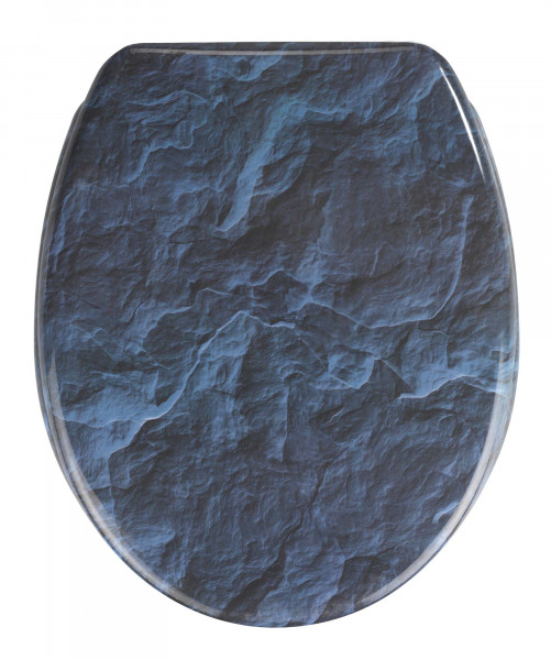 WC-Sitz Slate Rock, Duroplast