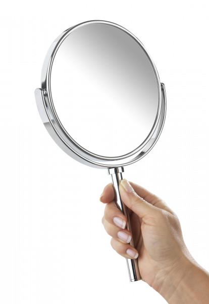 Power-Loc® Kosmetik Handspiegel mit Halter Elegance Befestigen ohne bohren