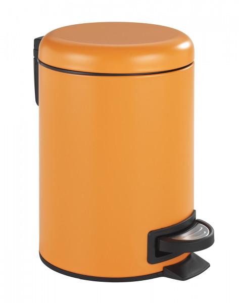 Kosmetik Treteimer Leman Orange-Mattiert 3 Liter