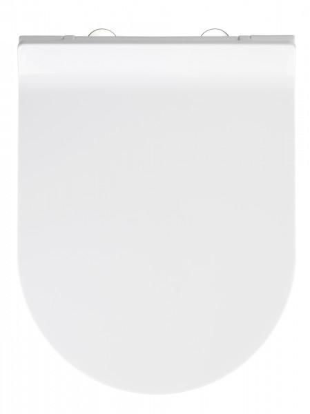 WC-Sitz Habos weiß, Easy Close Thermoplast