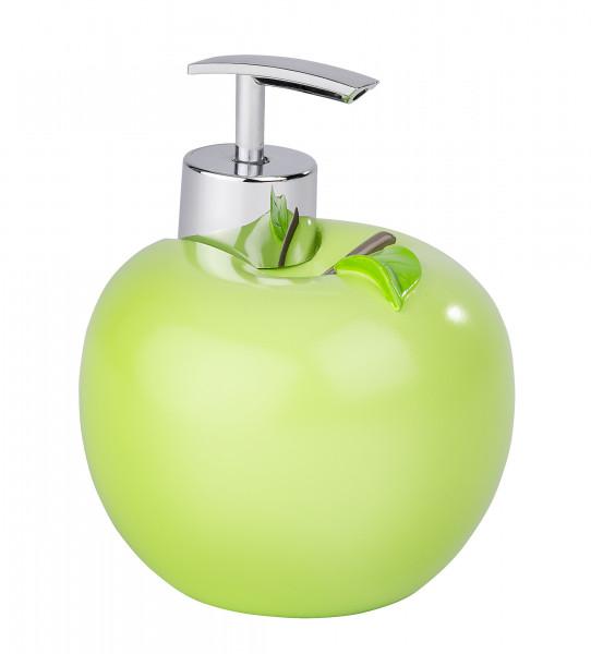 Seifenspender Apfel Spülmittelspender, 295 ml