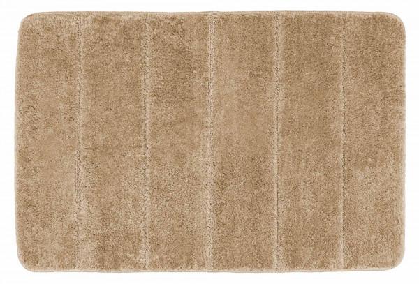 Badematte Steps Sand, 60 x 90 cm