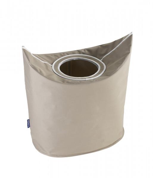 Wäschesammler Donkey Beige Wäschekorb, 48 l
