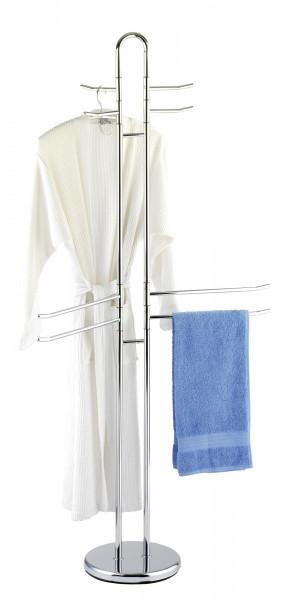 Handtuch-/Kleiderständer Palermo Chrom