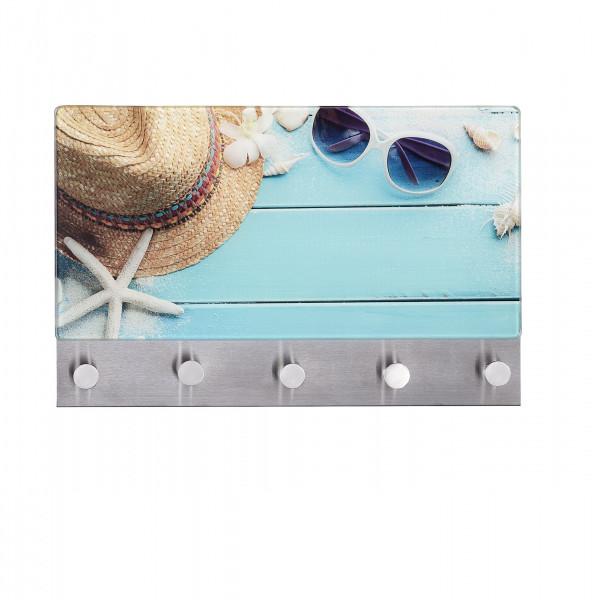 Magnet. Garderobe Beach, 30x19 cm
