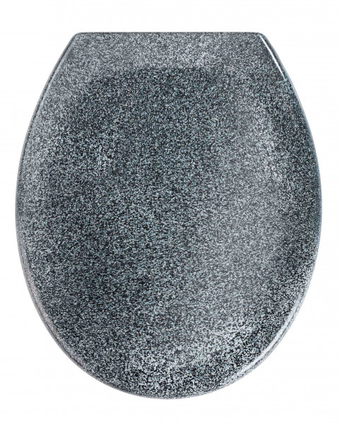 WC-Sitz Ottana, granit, Duroplast