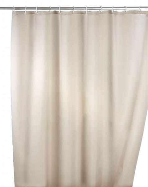 Duschvorhang Beige, 180x200, antischimmel