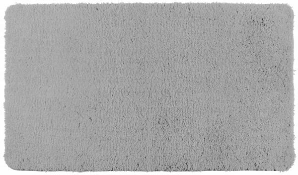 Badteppich Belize Light Grey 55 x 65 cm, Mikrofaser