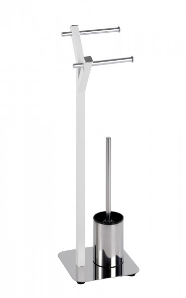 Stand WC-Garnitur Albero Weiß