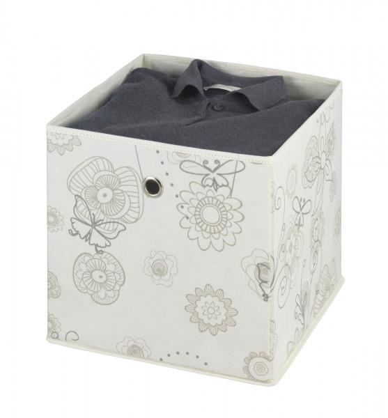 Aufbewahrungsbox Butterfly 32 x 32 x 32 cm