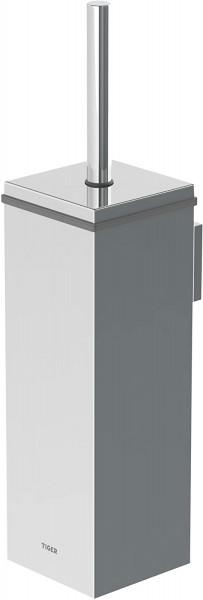 Items Design Toilettenbüste mit Halter, Edelstahl verchromt