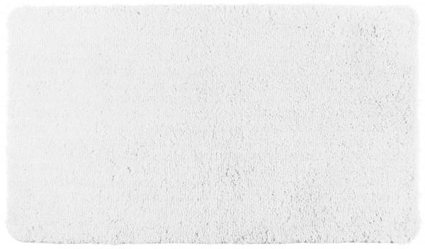 Badematte Belize weiß, 55 x 65/ 30mm