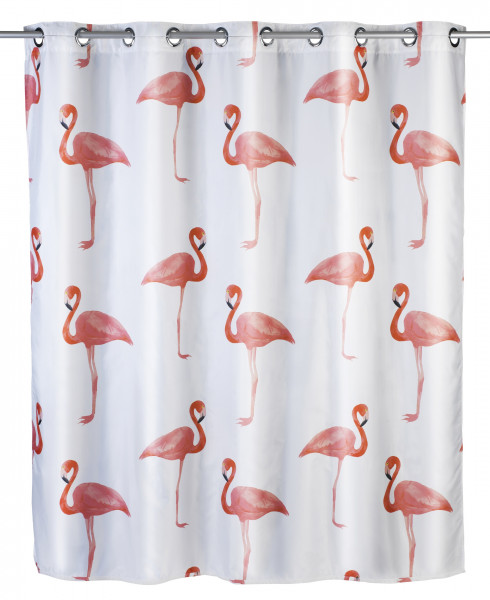 Duschvorhang Flamingo flex