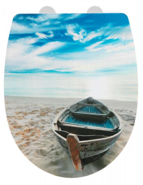 WC-Sitz Boat, Thermoplast, high gloss