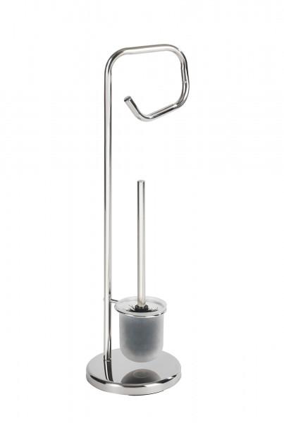 Stand WC-Garnitur Solido Chrom