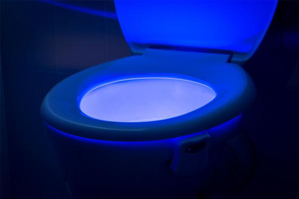 WC - Sicherheits - Nachtlicht