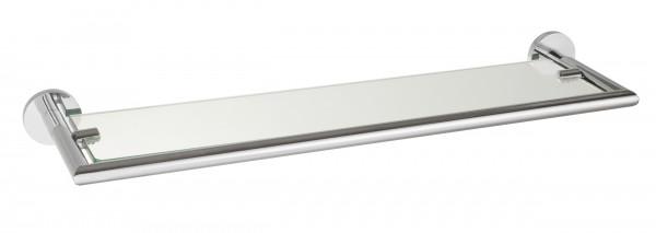 Power-Loc® Glas Wandablage Revello Befestigen ohne bohren