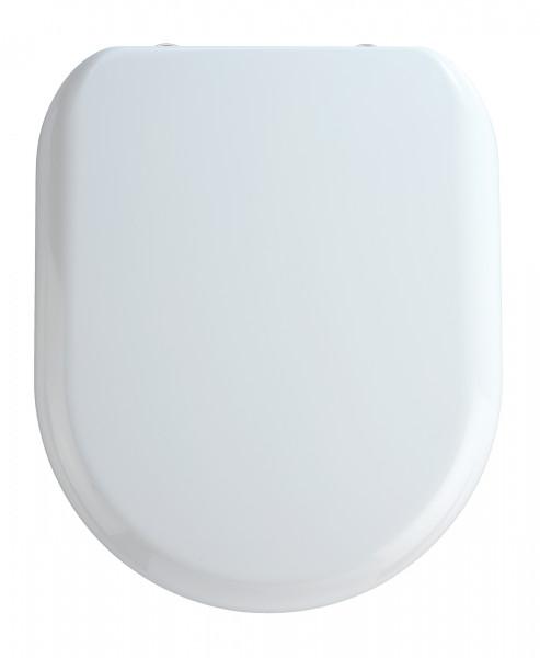 Premium WC-Sitz Santana Duroplast weiß, mit Absenkautomatik