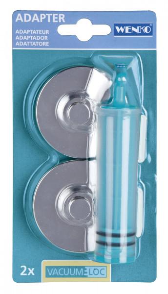 WENKO Vacuum-Loc glänzend Prem.+Classic+Style