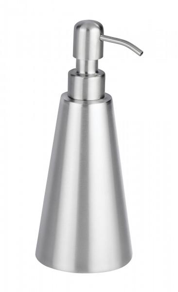 Seifenspender Cone Edelstahl rostfrei, 400 ml