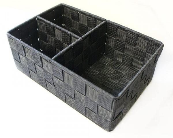 Badorganizer Adria 3 Aufteilungen, grau